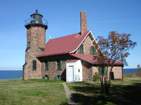 Sand Island Lighthouse