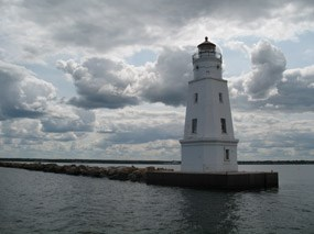 Ashland Breakwater Light