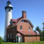 Outer Island Lighthouse is a great place to visit if you can make the time.