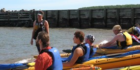 Kayak Outfitters Safety Briefing