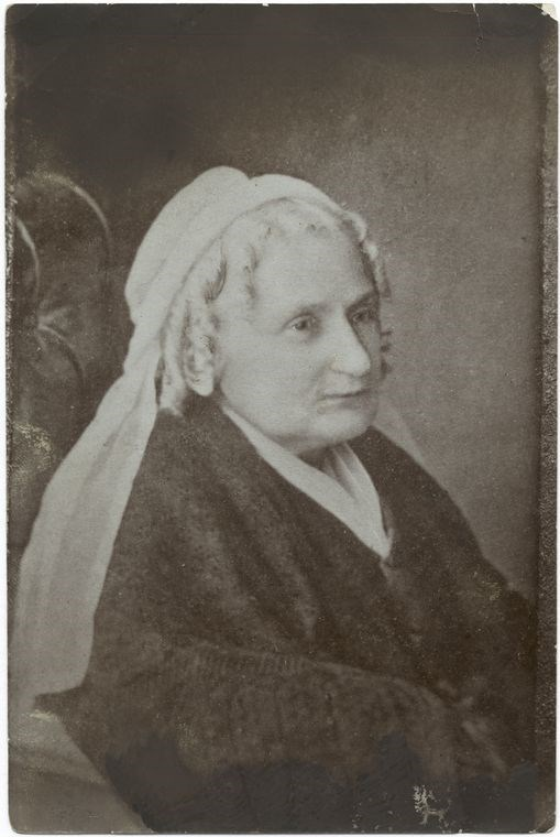 Mary Anna Randolph Custis Lee