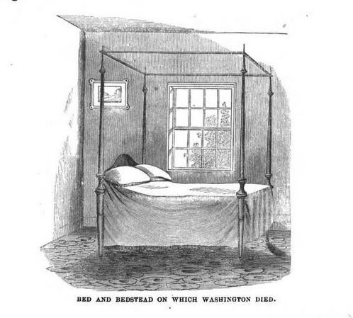 Washington's Deathbed