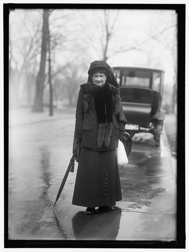 Mary Custis Lee in 1914.
