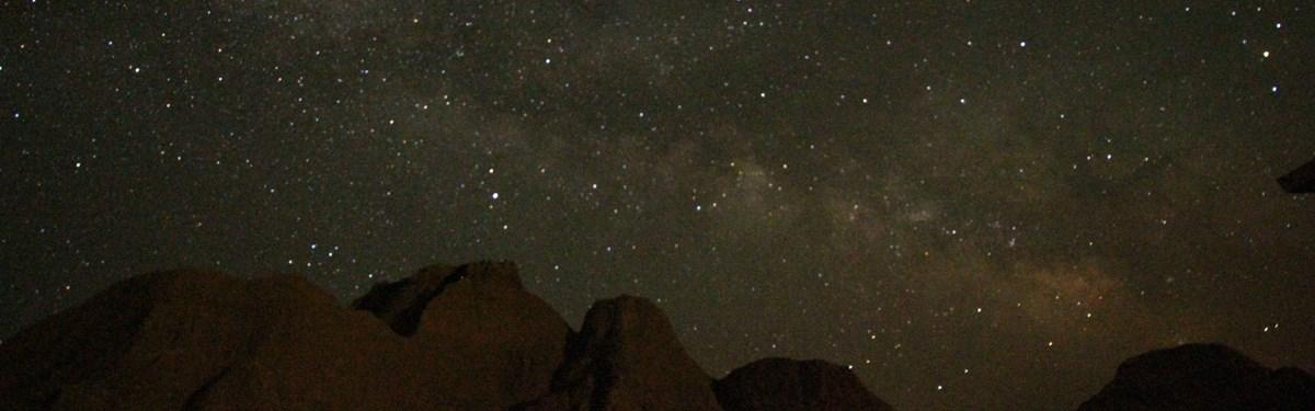 Night Skies: Beyond the Badlands (U.S. National Park Service)