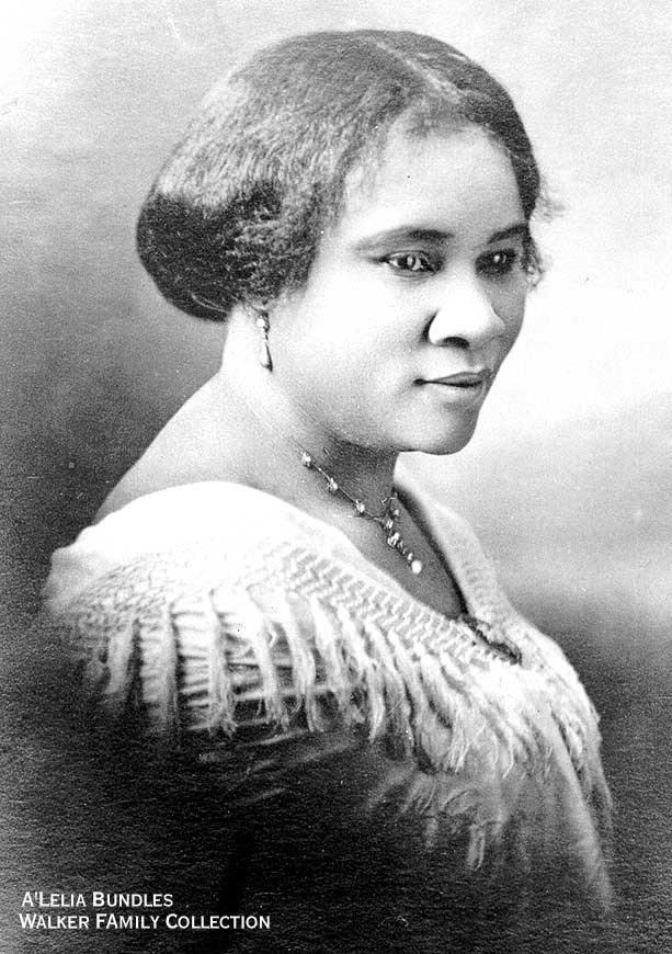 Madam C J Walker African American Millionaire Philanthropist Activist Teach It U S National Park Service