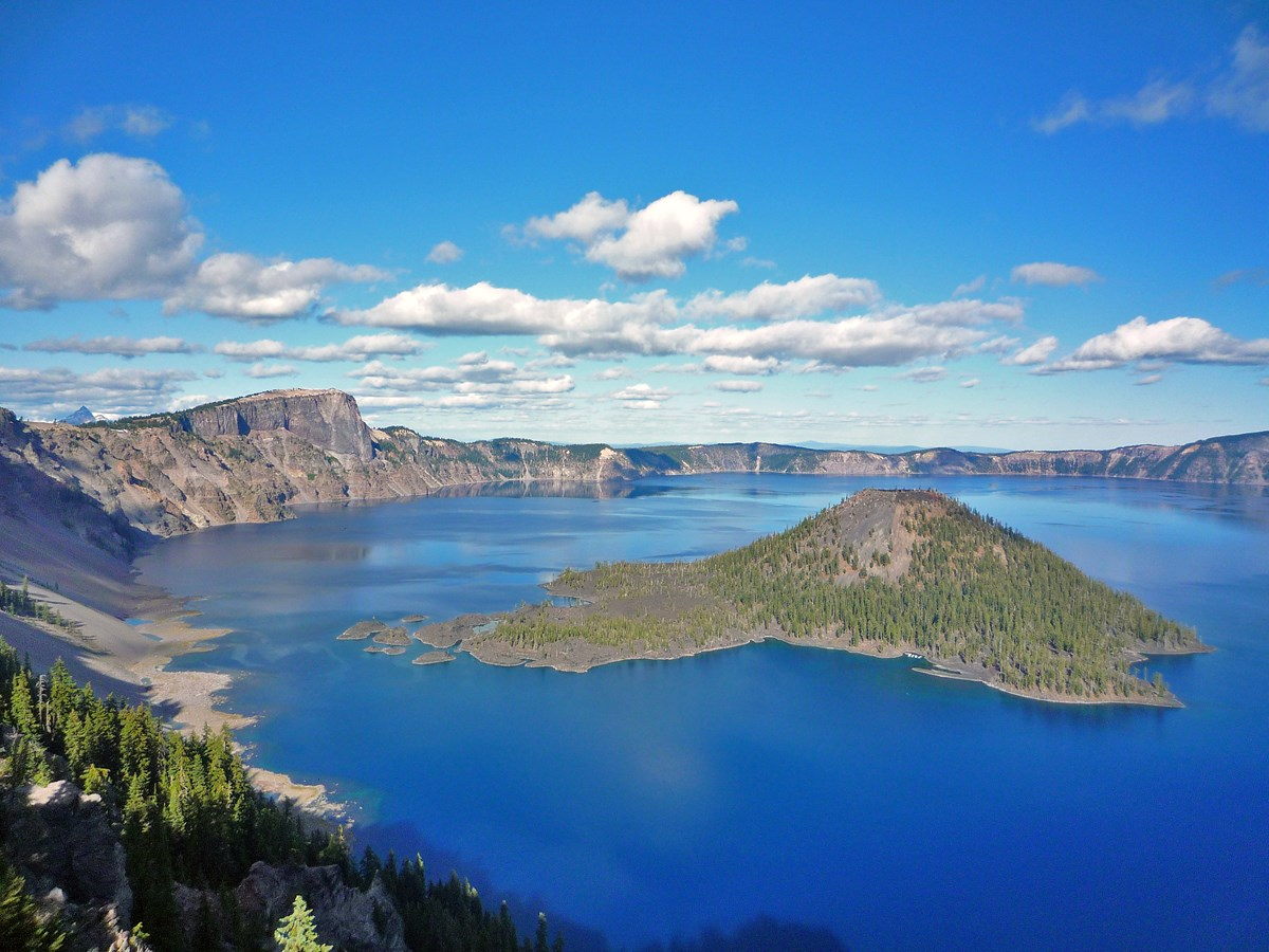 Researching the Riddle of Crater Lake's Secret Garden (U.S. National Park  Service)