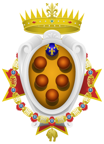 Coat of Arms of the Grand Duchy of Tuscany