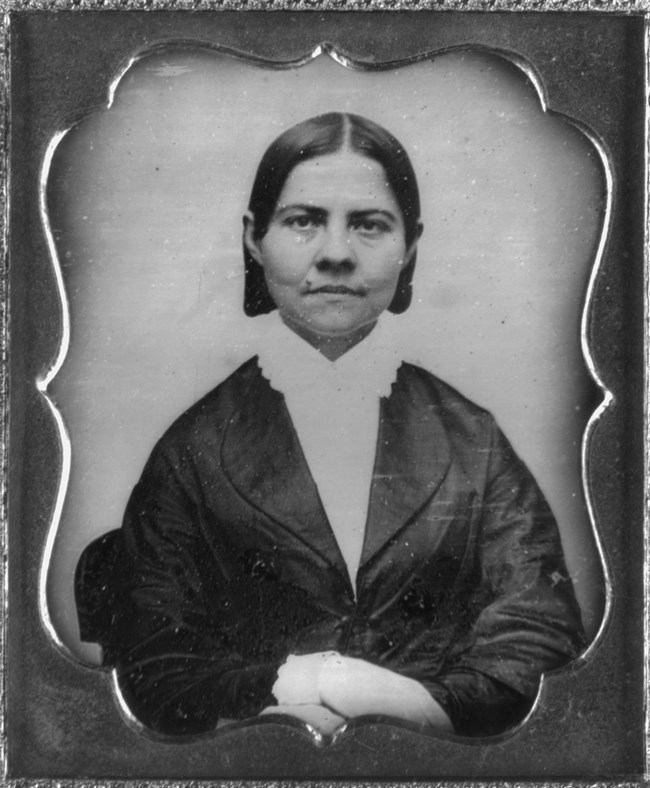Lucy Stone from the Library of Congress