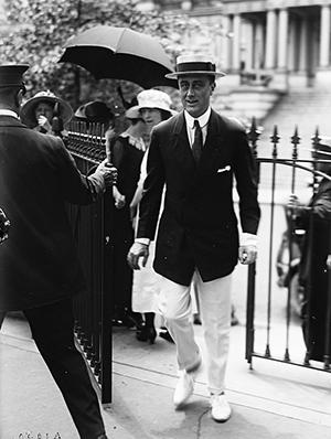 Franklin Delano Roosevelt - Assistant Secretary of the Navy (U.S. ...