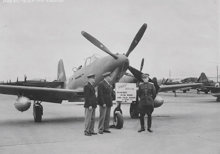 ARMY AIR FORCE AIRCRAFT ID WWII BOOKLET DOWNLOAD AIRCRAFT OF THE U.S