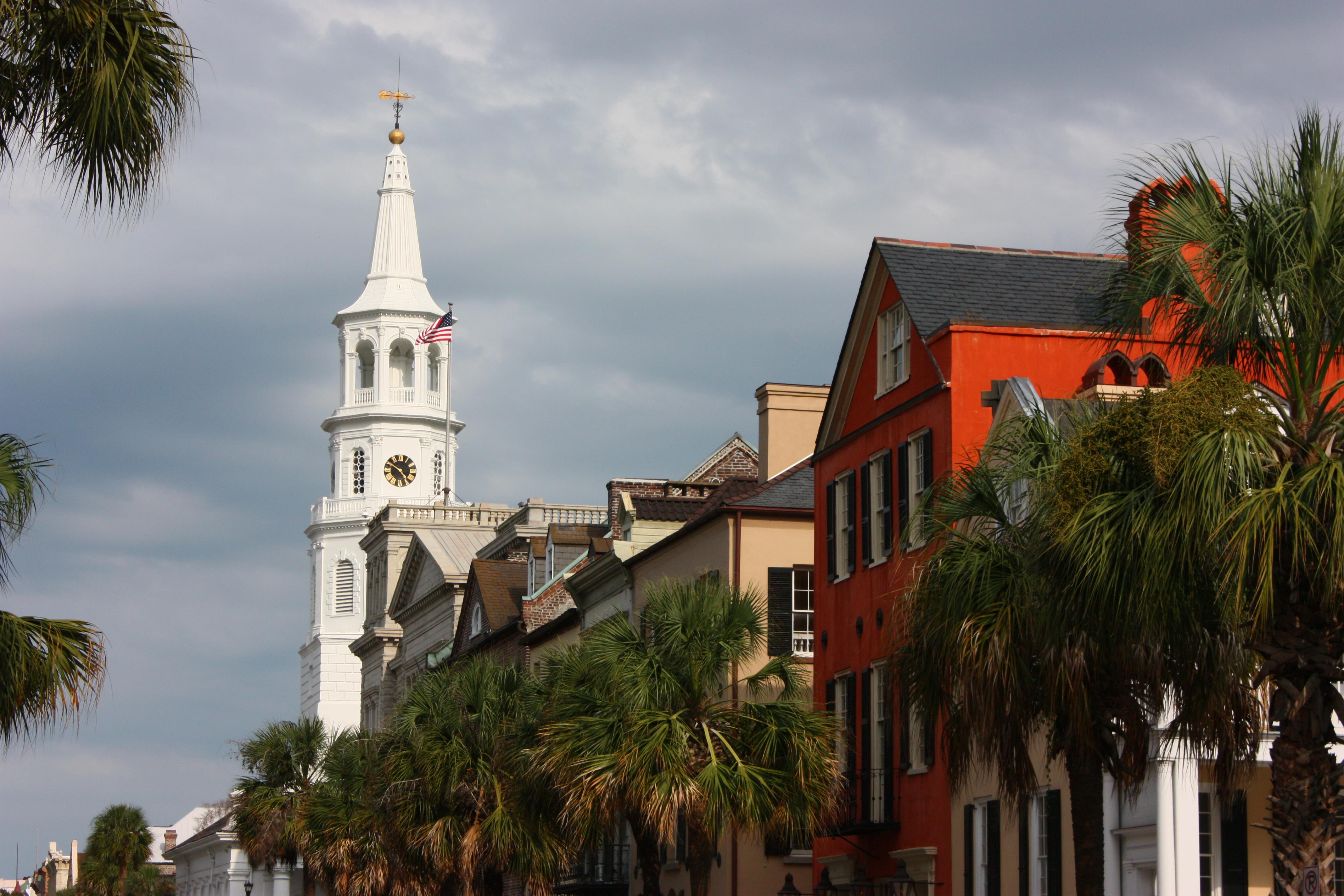 Religious Architecture Of Charleston
