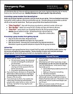 Emergency Plan PDF