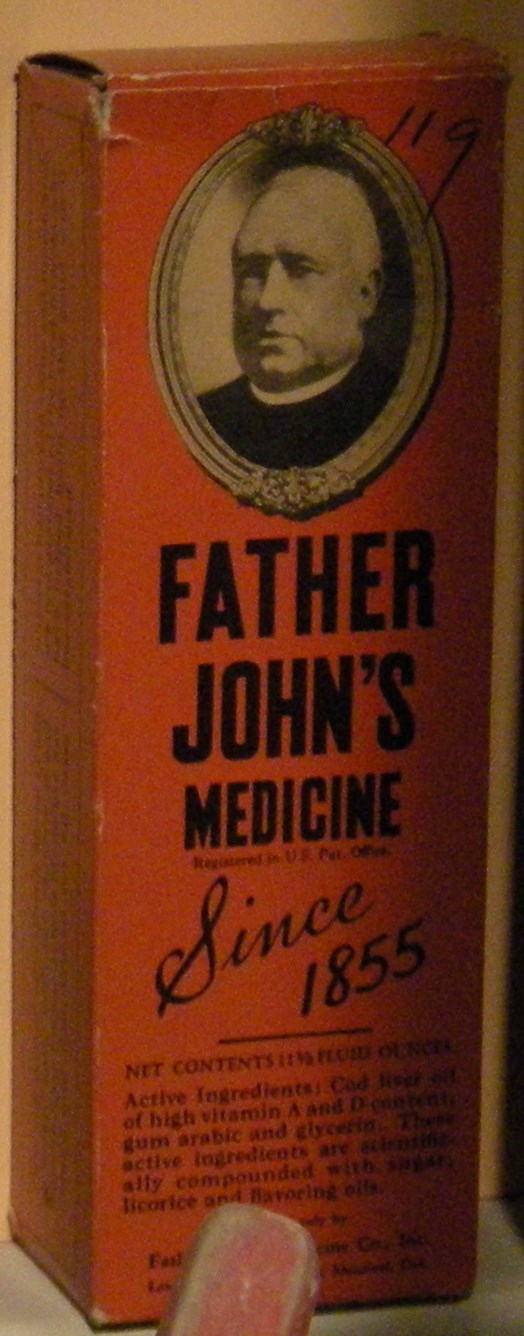 Father John's Medicine. Photo by Joe Mabel, CC BY SA 3.0
