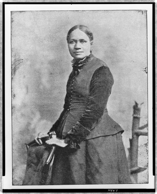 Frances Harper. From Library of Congress