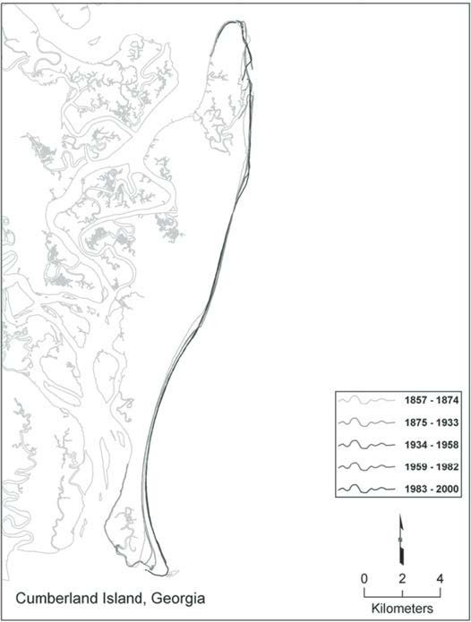 Monitoring Coastal Geologic Features And Processes U S National