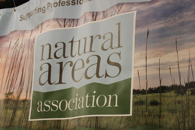 natural areas conference banner