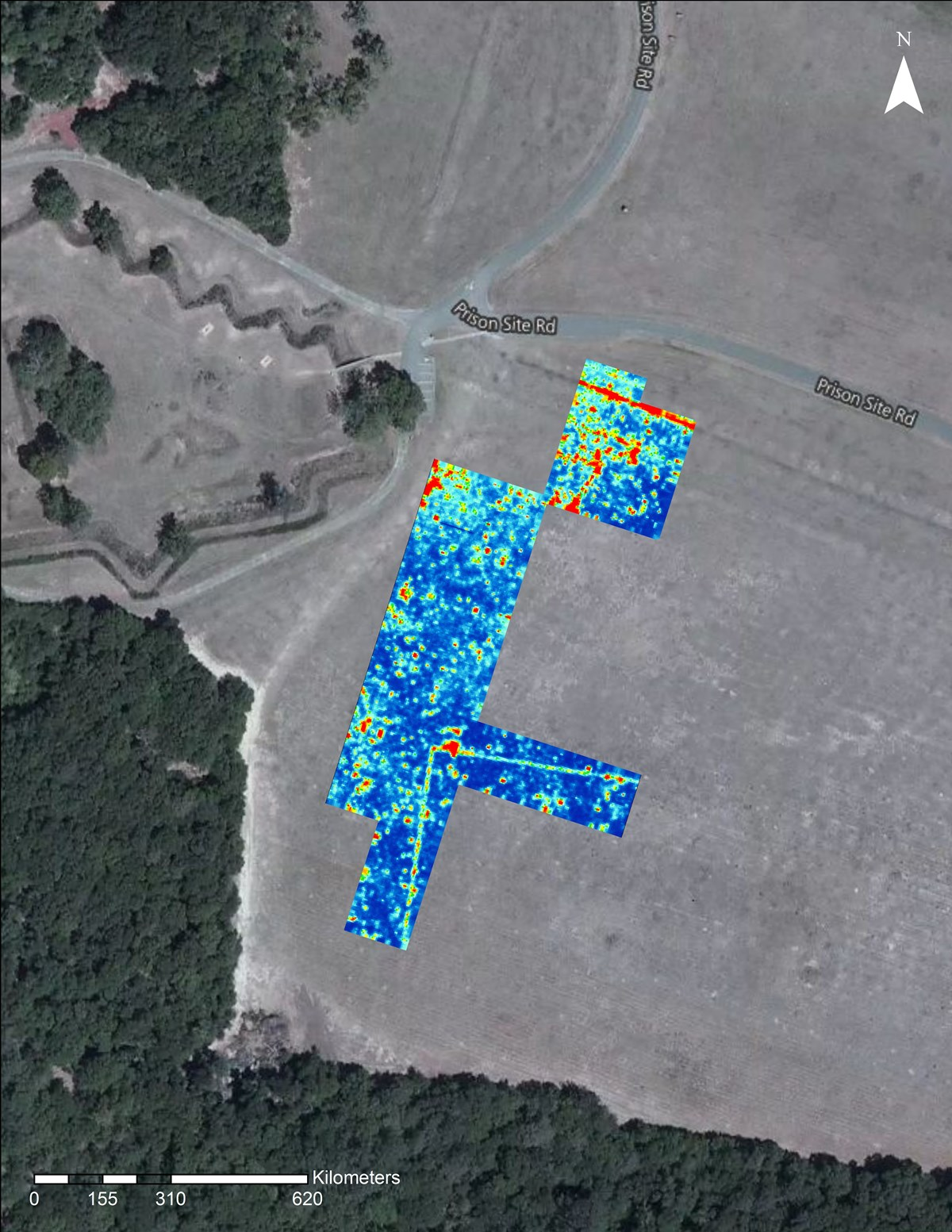 Geophysical Survey Project - Andersonville National Historic
