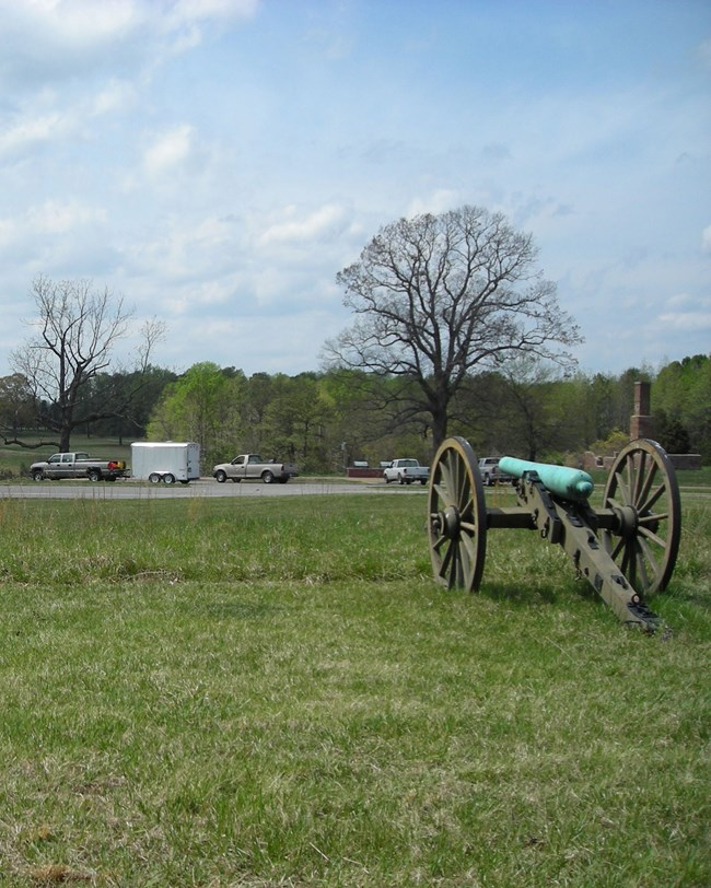 fort morton canon and parking