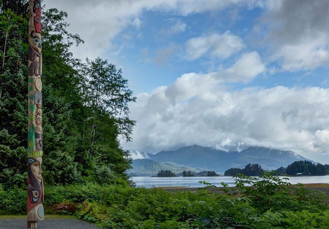 waterfront at sitka sound