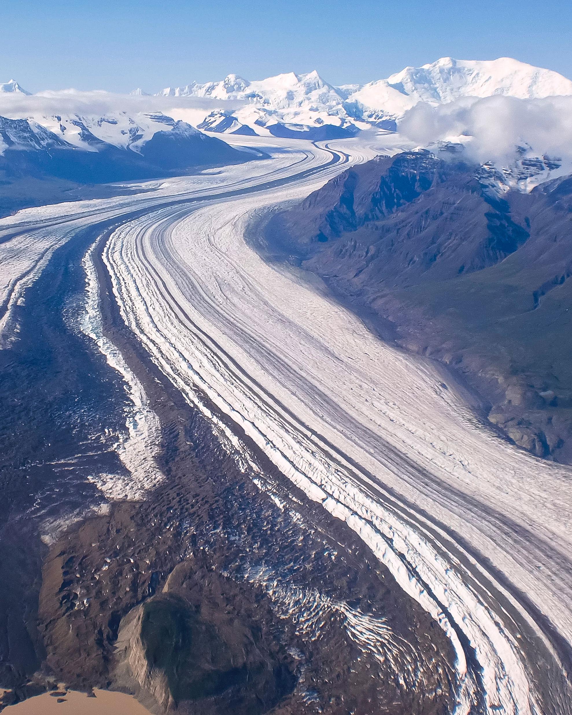 Nps Geodiversity Atlas Wrangell St Elias National Park Alaska U S National Park Service