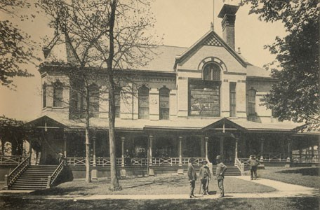 History of the National Home for Disabled Volunteer Soldiers (U S