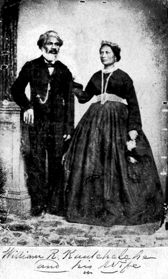 William Kaulehelehe and Mary Kaai