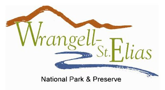 park logo with river and mountain lines