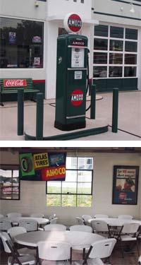 Carlin S Amoco Station Virginia U S National Park Service