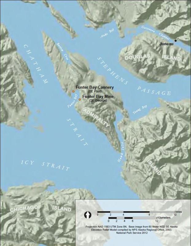 World War Ii Aleut Relocation Camps In Southeast Alaska Chapter 2