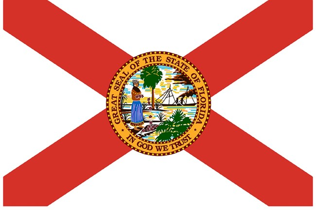 State flag of Florida, CC0.