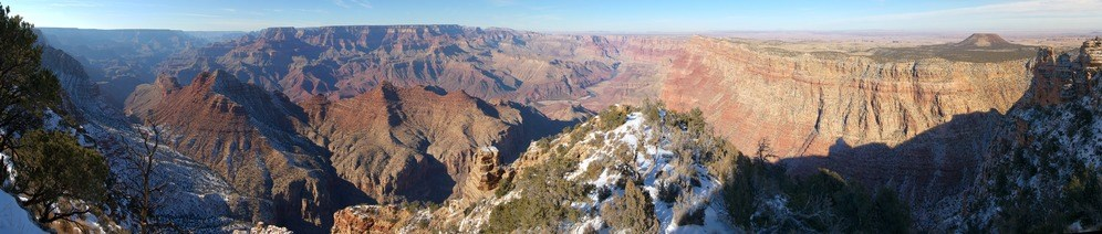 Desert Viewpoint, Grand Canyon National Park