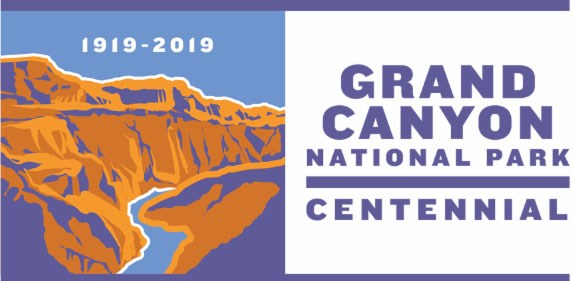 logo 1919-2019 grand canyon centennial