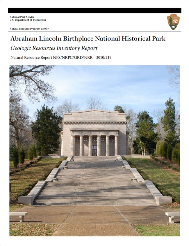 abraham lincoln birthplace gri report cover with shrine image