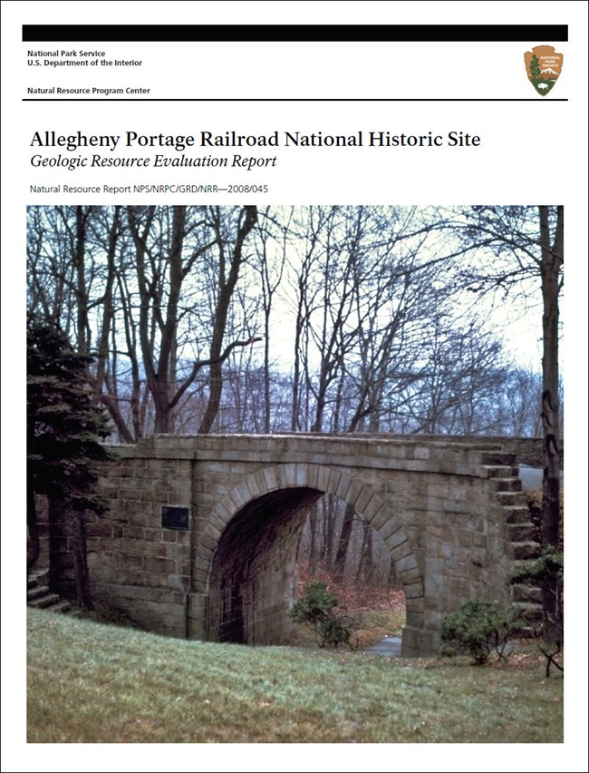 gri geology report stone bridge on cover