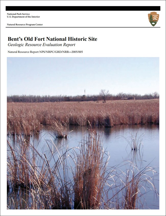 bent's old fort gri report with wetlands image