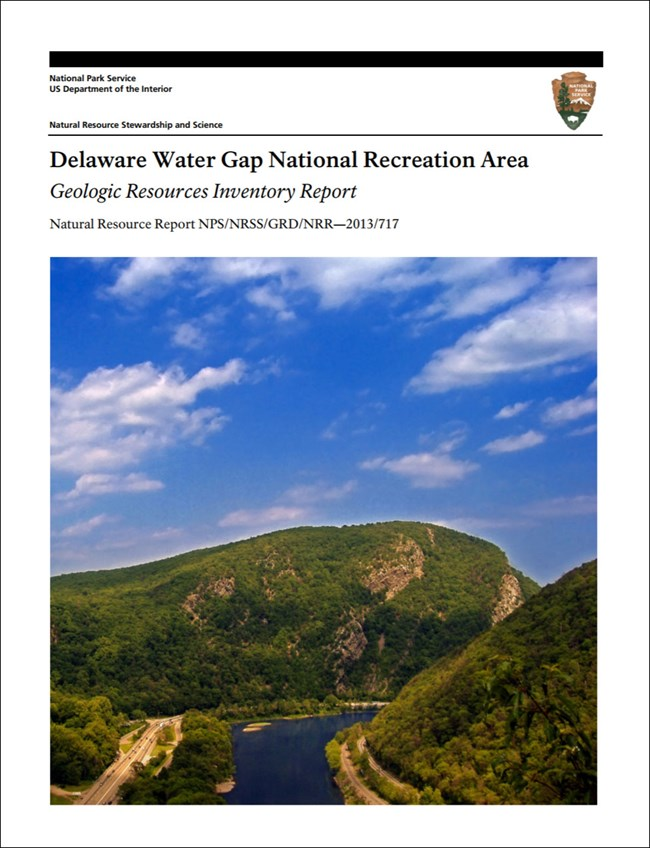 delaware water gap gri report cover with landscape image