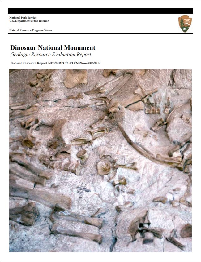 NPS Geodiversity Atlas—Dinosaur National Monument, Colorado