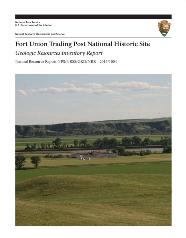 Fort Union Trading Post National Historic Site from the Bodmer Overlook