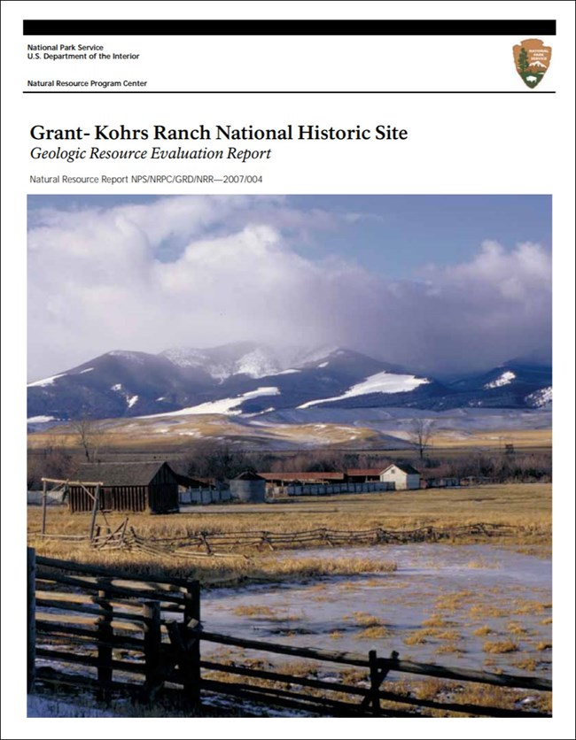 gri report cover with image of ranch and mountains