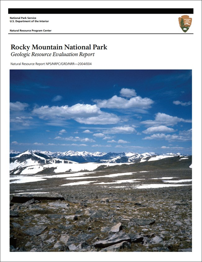 image of rocky mountain report cover with landscape image