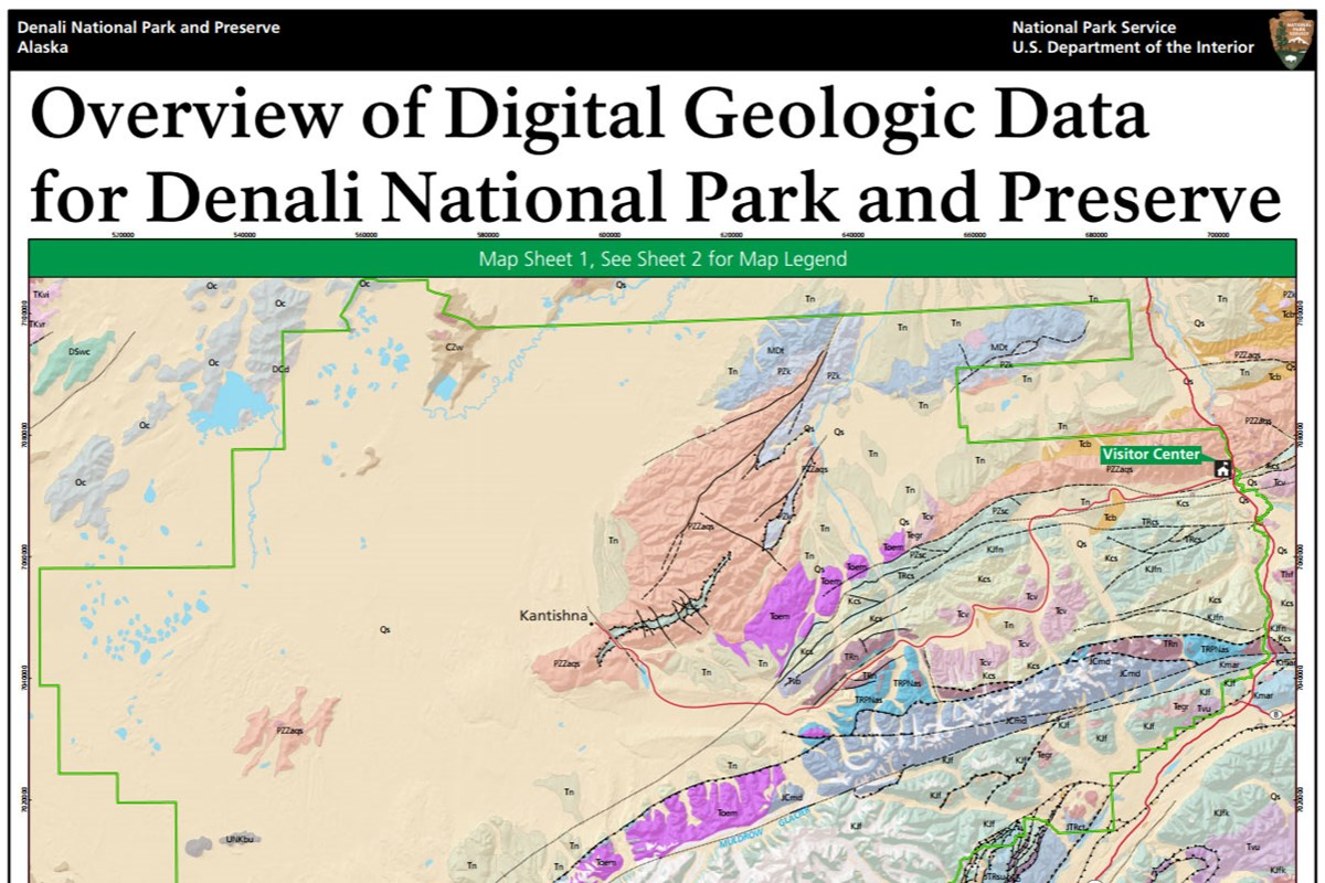 link to geologic map