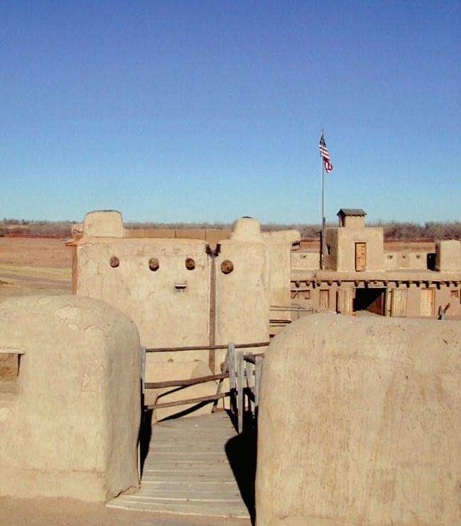 fort buildings