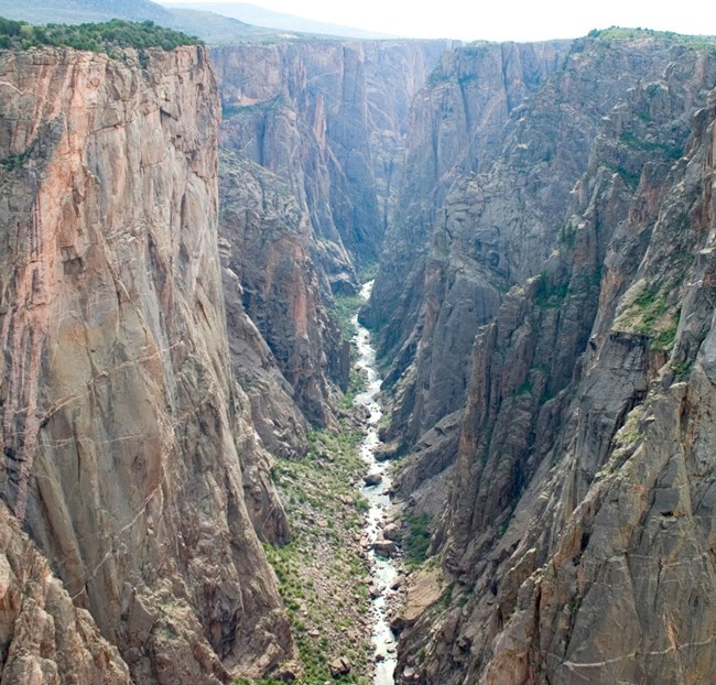 NPS Geodiversity Atlas—Black Canyon of The Gunnison National Park ...