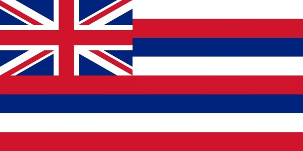State flag of Hawai'i