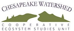 logo of the Chesapeake Watershed Cooperative Ecosystem Studies Unit