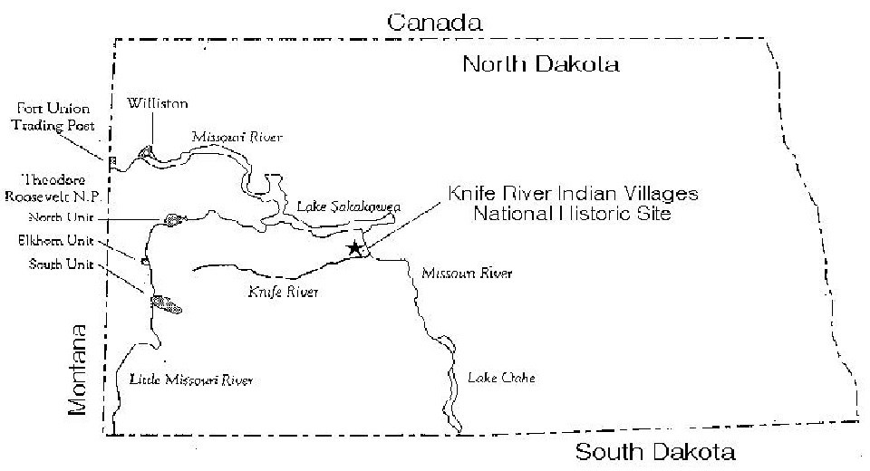 History of Hidatsa: Pre-1845 (U.S. National Park Service) on map of athabascan, map of del city, map of cahuilla, map of timucua, map of hitchcock, map of watonga, map of lenape, map of carter, map of fossil ridge, map of kincaid, map of liberal, map of snyder, map of mangum, map of pauls valley, map of jenks, map of the shoshone, map of ohlone, map of skidmore, map of inola, map of springfield township,