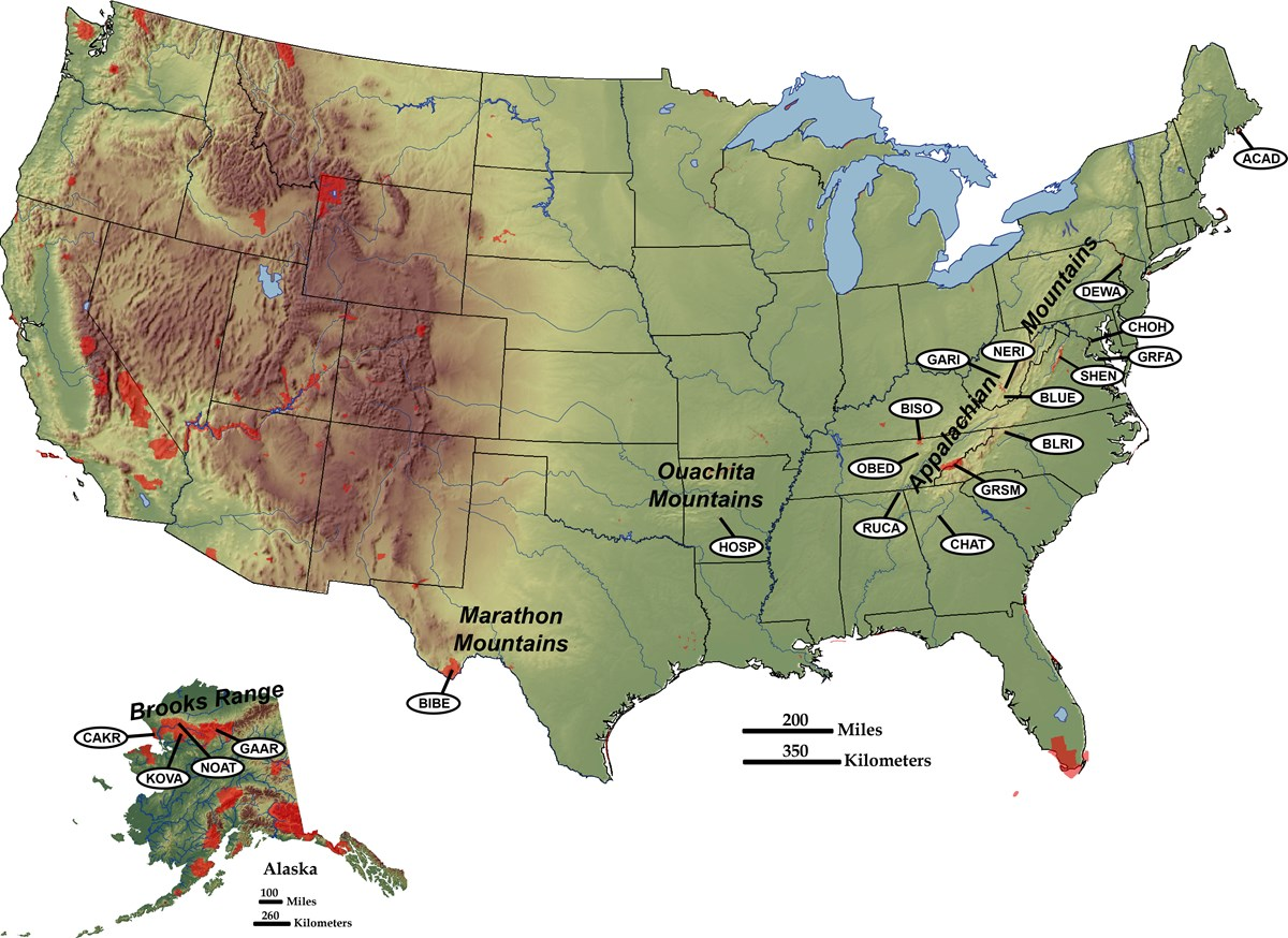 Convergent Plate Boundaries—Collisional Mountain Ranges ...
