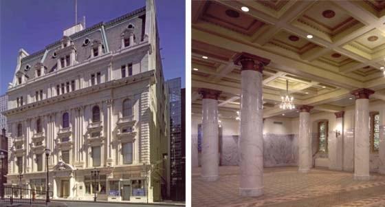 Maryland Masonic Temple, Maryland (U S  National Park Service)