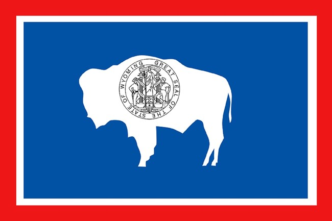 State flag of Wyoming, CC0