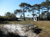 Pope Bay Bayside Campsite